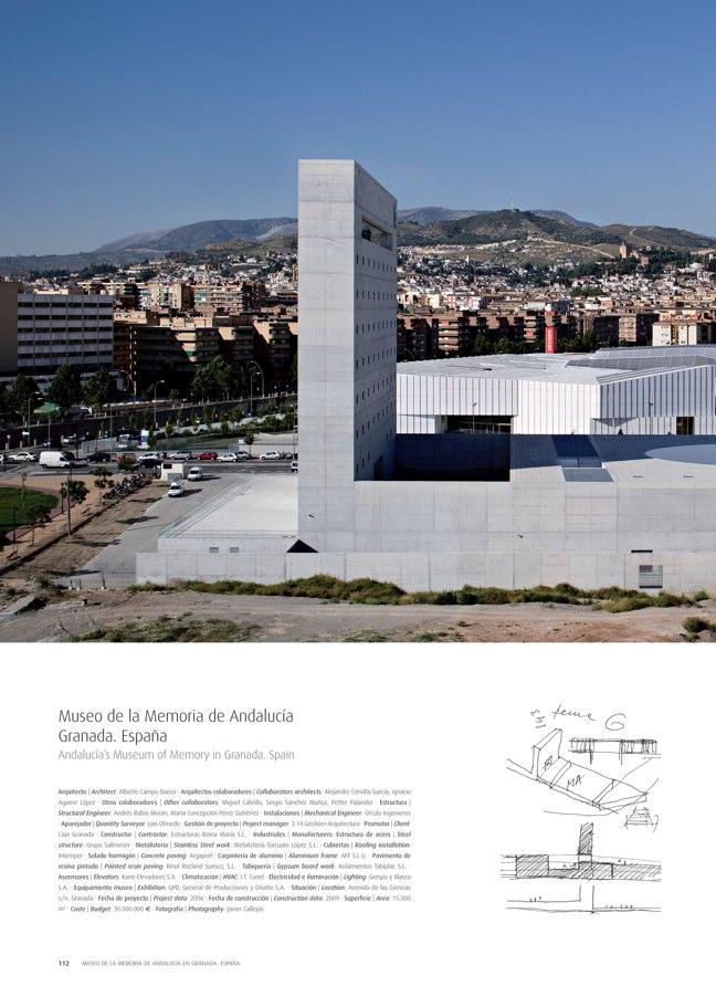 TC Cuadernos 112 ALBERTO CAMPO BAEZA. ARQUITECTURA 2001-2014 - Preview 27