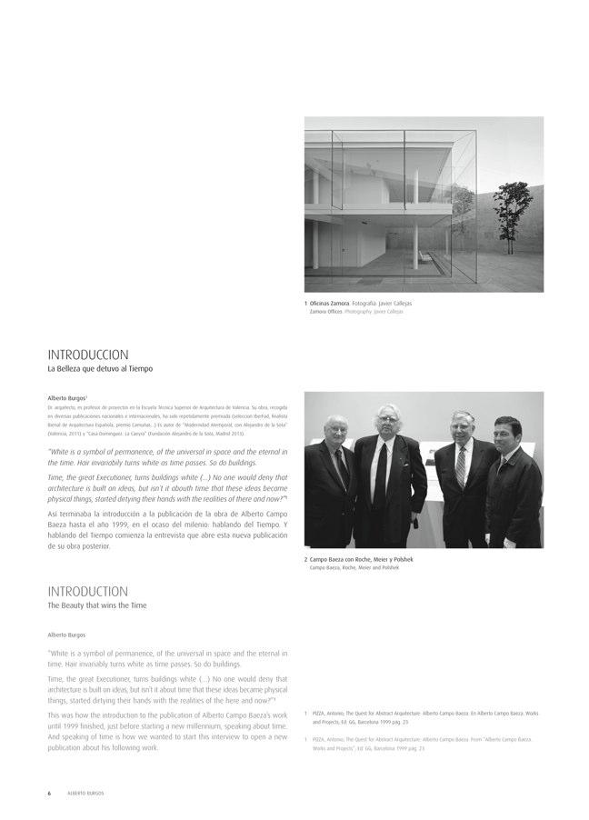 TC Cuadernos 112 ALBERTO CAMPO BAEZA. ARQUITECTURA 2001-2014 - Preview 2
