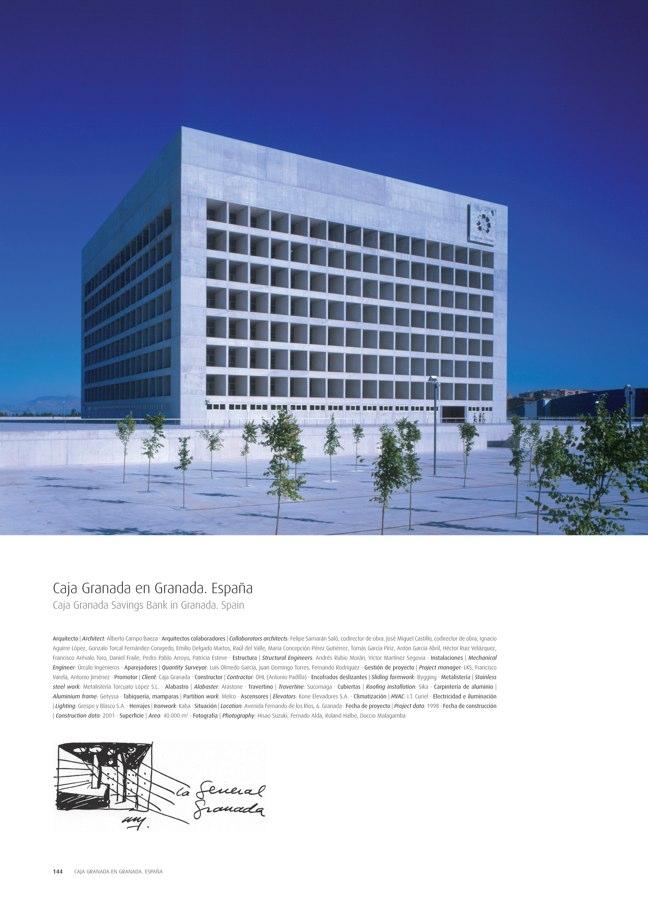 TC Cuadernos 112 ALBERTO CAMPO BAEZA. ARQUITECTURA 2001-2014 - Preview 34