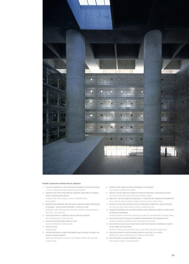 TC Cuadernos 112 ALBERTO CAMPO BAEZA. ARQUITECTURA 2001-2014 - Preview 37