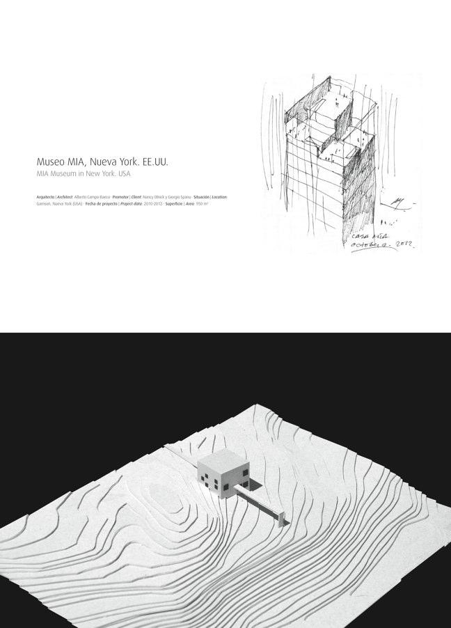 TC Cuadernos 112 ALBERTO CAMPO BAEZA. ARQUITECTURA 2001-2014 - Preview 43