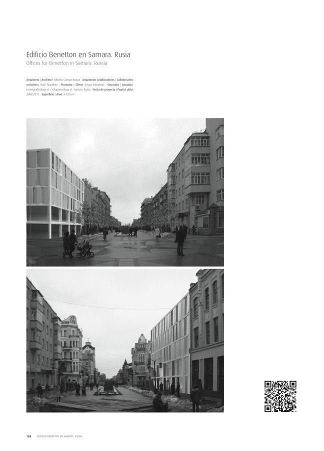 TC Cuadernos 112 ALBERTO CAMPO BAEZA. ARQUITECTURA 2001-2014 - Preview 45