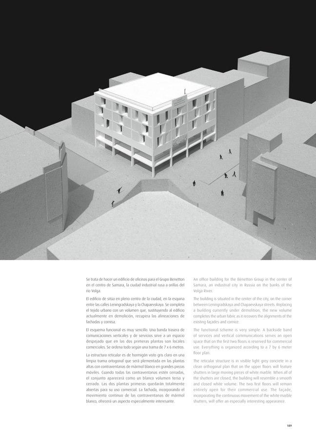 TC Cuadernos 112 ALBERTO CAMPO BAEZA. ARQUITECTURA 2001-2014 - Preview 46
