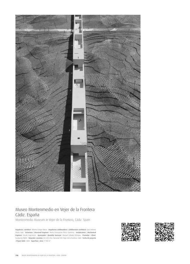 TC Cuadernos 112 ALBERTO CAMPO BAEZA. ARQUITECTURA 2001-2014 - Preview 47