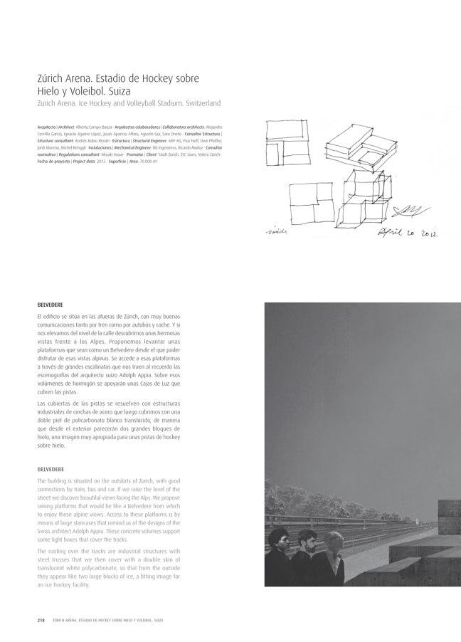 TC Cuadernos 112 ALBERTO CAMPO BAEZA. ARQUITECTURA 2001-2014 - Preview 52