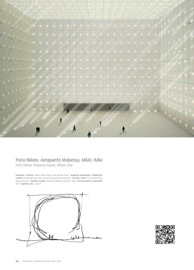TC Cuadernos 112 ALBERTO CAMPO BAEZA. ARQUITECTURA 2001-2014 - Preview 55