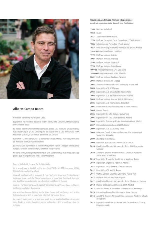 TC Cuadernos 112 ALBERTO CAMPO BAEZA. ARQUITECTURA 2001-2014 - Preview 56