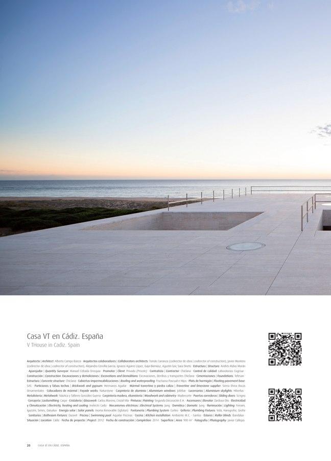 TC Cuadernos 112 ALBERTO CAMPO BAEZA. ARQUITECTURA 2001-2014 - Preview 6