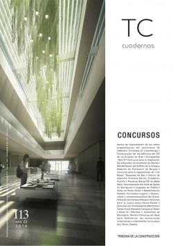 TC Cuadernos 113 Concursos de arquitectura
