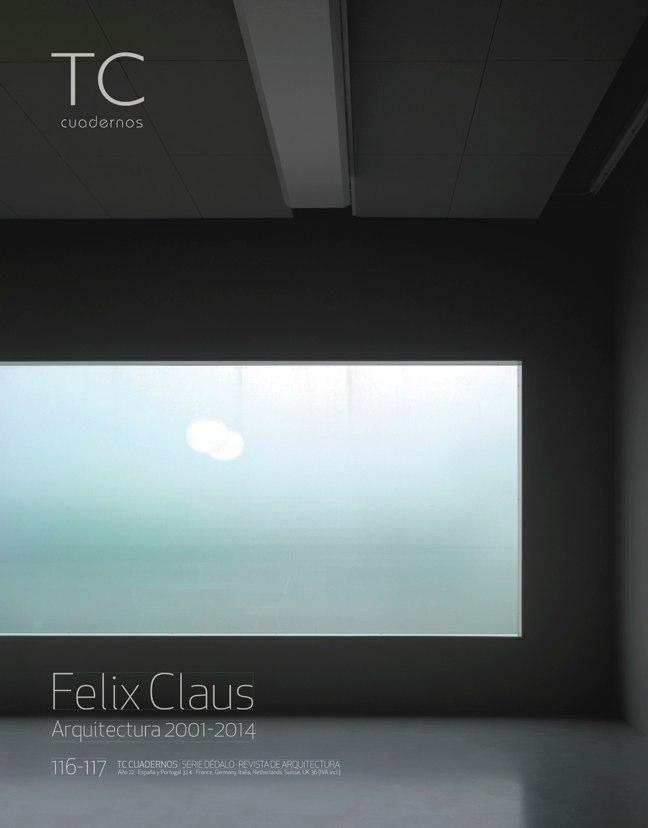 TC Cuadernos 116-117 Felix Claus