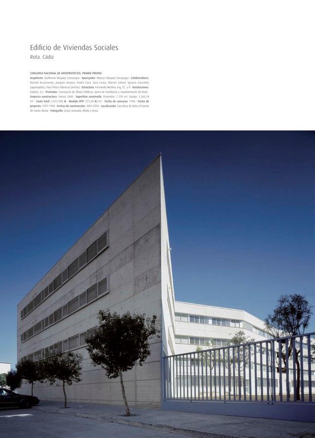 TC Cuadernos 92-93 Guillermo Vázquez Consuegra. Arquitectura 1998-2010 - Preview 10