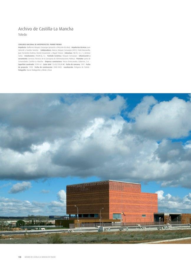 TC Cuadernos 92-93 Guillermo Vázquez Consuegra. Arquitectura 1998-2010 - Preview 12