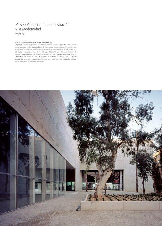 TC Cuadernos 92-93 Guillermo Vázquez Consuegra. Arquitectura 1998-2010 - Preview 13
