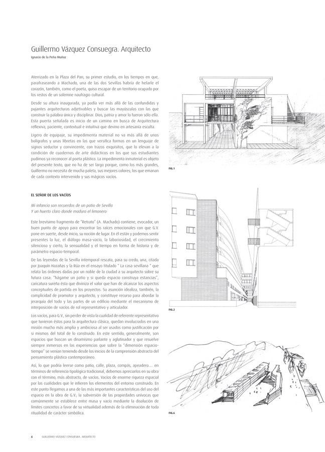 TC Cuadernos 92-93 Guillermo Vázquez Consuegra. Arquitectura 1998-2010 - Preview 2