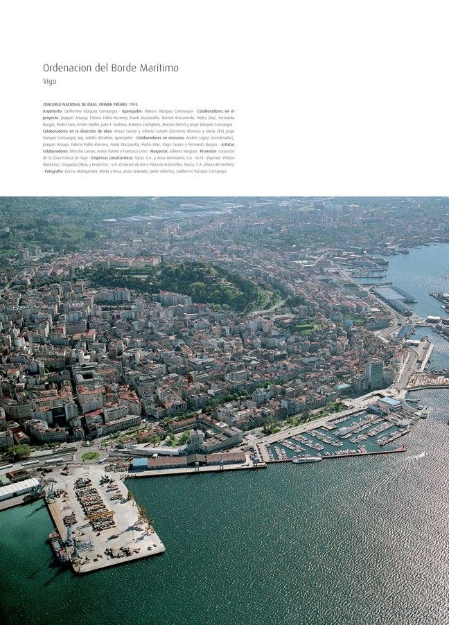 TC Cuadernos 92-93 Guillermo Vázquez Consuegra. Arquitectura 1998-2010 - Preview 3