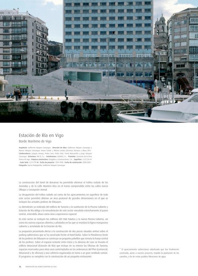 TC Cuadernos 92-93 Guillermo Vázquez Consuegra. Arquitectura 1998-2010 - Preview 4