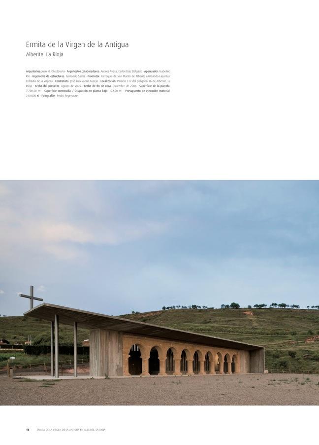 TC Cuadernos 95 Juan M. Otxotorena. Arquitectura 2000-2010 - Preview 2