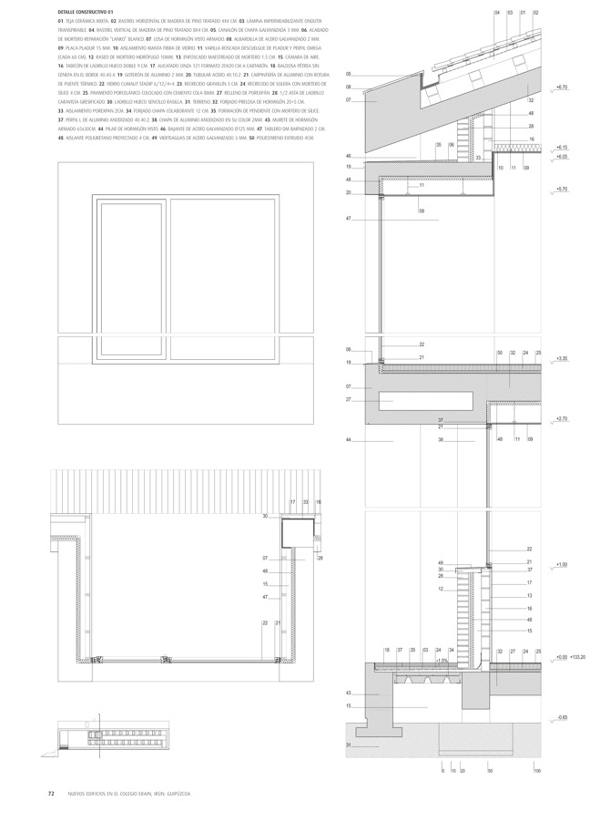 TC Cuadernos 95 Juan M. Otxotorena. Arquitectura 2000-2010 - Preview 3