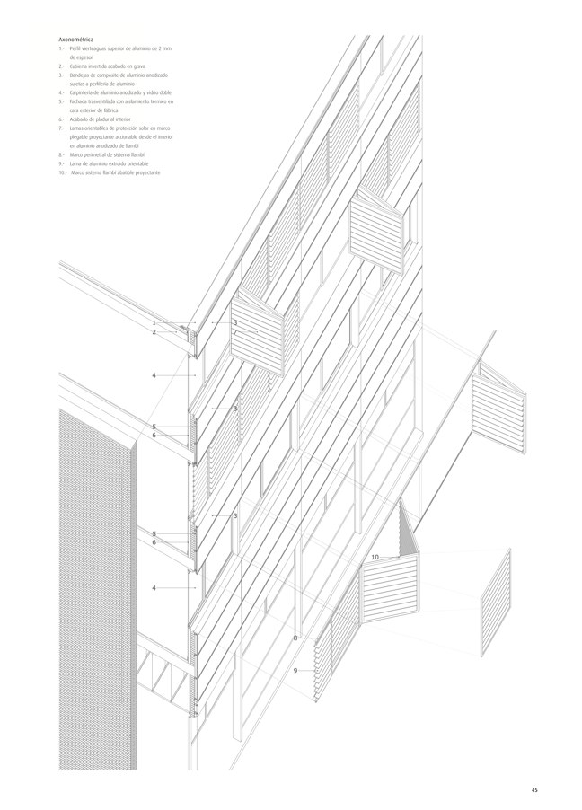 TC Cuadernos 96 De la Puerta + Asensio. Arquitectura 1995-2010 - Preview 4