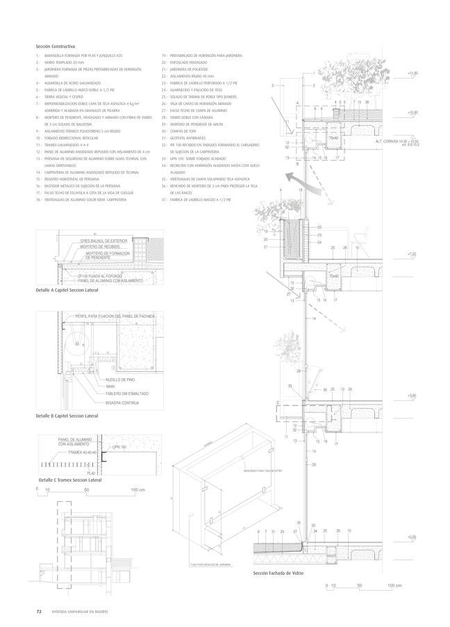 TC Cuadernos 96 De la Puerta + Asensio. Arquitectura 1995-2010 - Preview 6