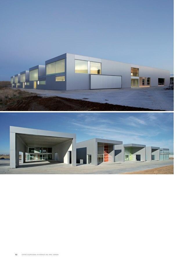 TC Cuadernos 96 De la Puerta + Asensio. Arquitectura 1995-2010 - Preview 7