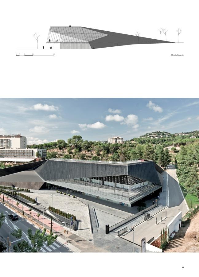 TC Cuadernos 99 b720 Fermín Vázquez Arquitectos. Arquitectura 1998-2011 - Preview 4