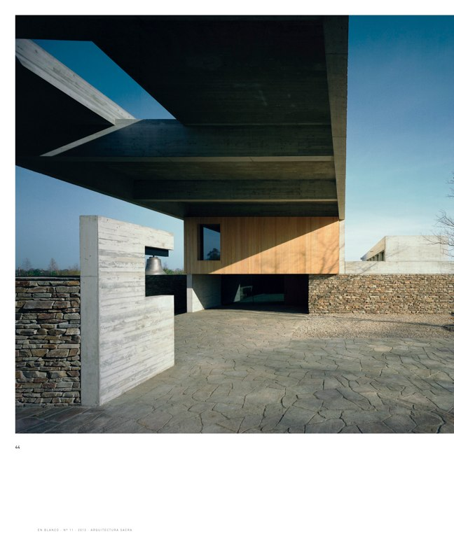 En Blanco 11 ARQUITECTURA SACRA I SACRED ARCHITECTURE - Preview 11