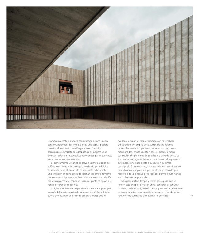 En Blanco 11 ARQUITECTURA SACRA I SACRED ARCHITECTURE - Preview 18