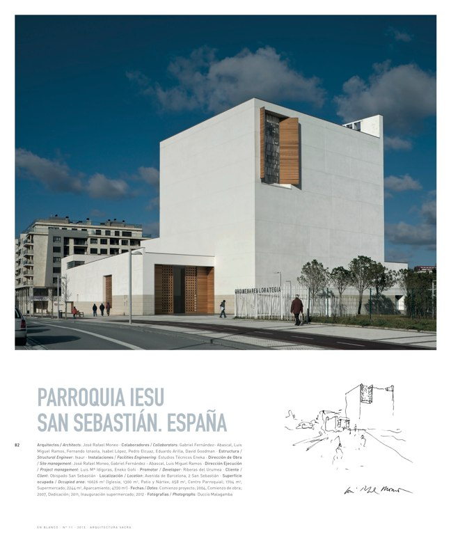 En Blanco 11 ARQUITECTURA SACRA I SACRED ARCHITECTURE - Preview 19