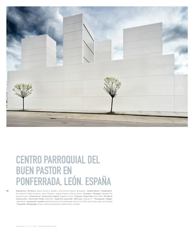 En Blanco 11 ARQUITECTURA SACRA I SACRED ARCHITECTURE - Preview 21
