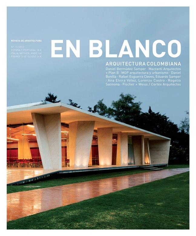 En Blanco 12 I Arquitectura Colombiana