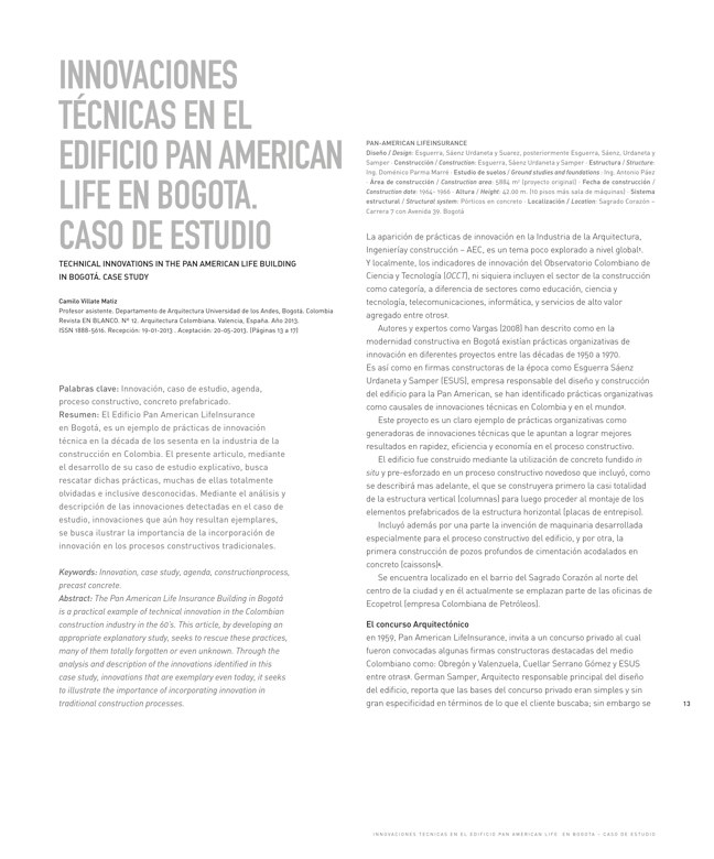 En Blanco 12 I Arquitectura Colombiana - Preview 3