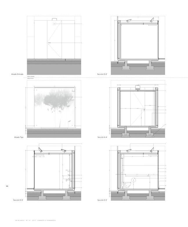 En Blanco 13 Cannatà & Fernandes. Arquitectura 2006-2013 - Preview 17