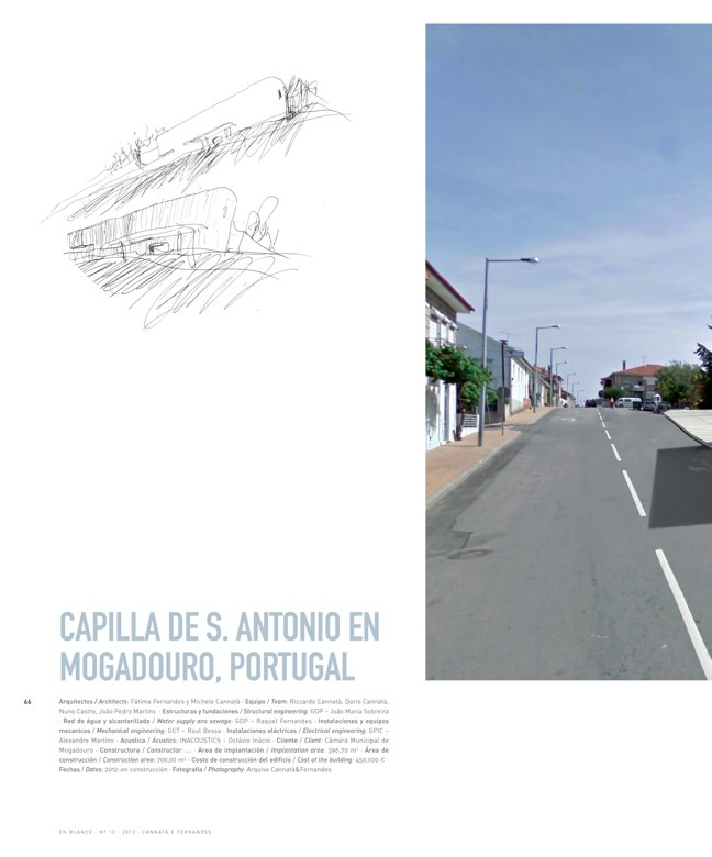 En Blanco 13 Cannatà & Fernandes. Arquitectura 2006-2013 - Preview 18