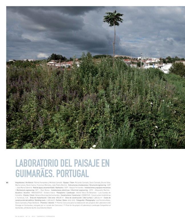 En Blanco 13 Cannatà & Fernandes. Arquitectura 2006-2013 - Preview 21