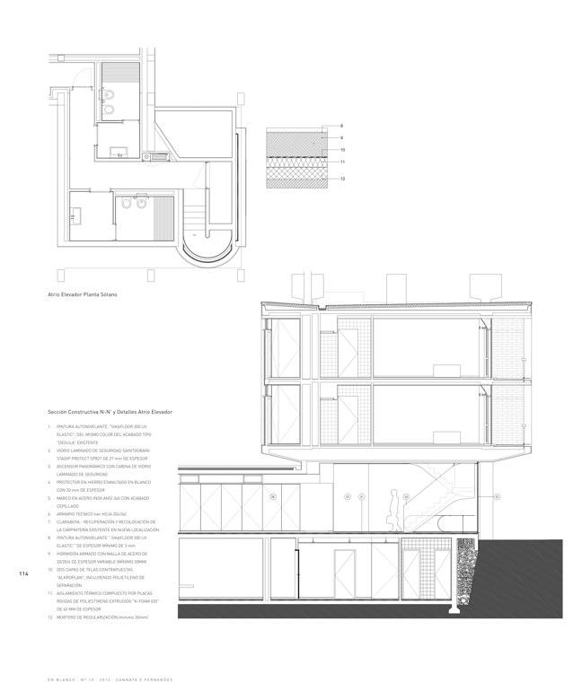 En Blanco 13 Cannatà & Fernandes. Arquitectura 2006-2013 - Preview 33