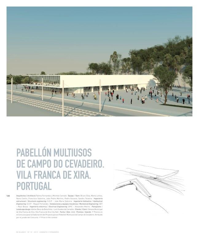 En Blanco 13 Cannatà & Fernandes. Arquitectura 2006-2013 - Preview 35