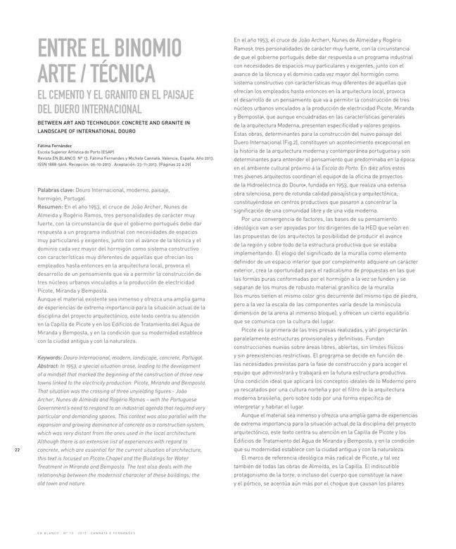En Blanco 13 Cannatà & Fernandes. Arquitectura 2006-2013 - Preview 5