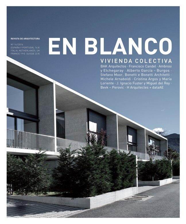 En Blanco 14 VIVIENDA COLECTIVA