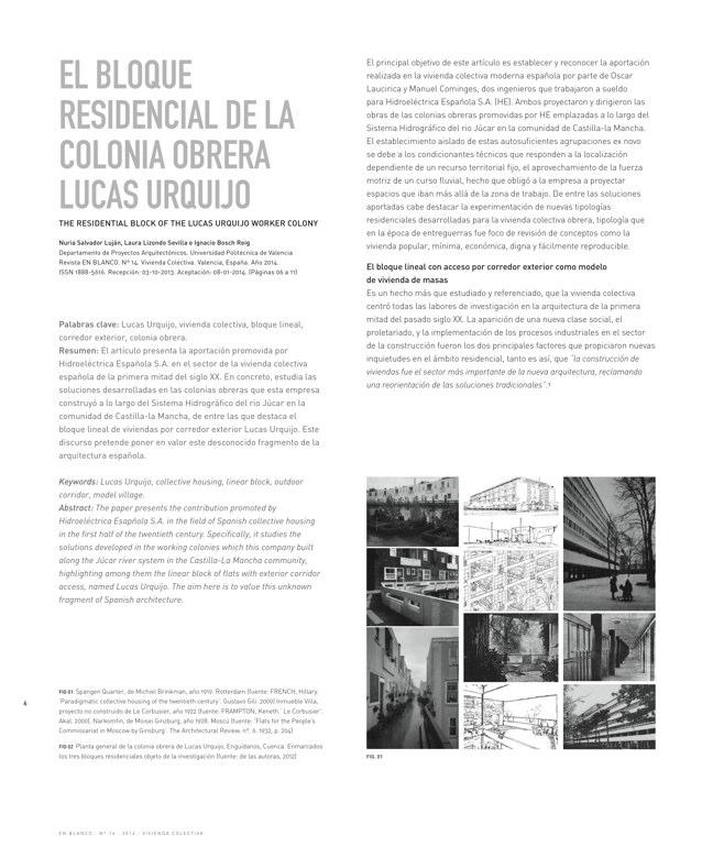 En Blanco 14 VIVIENDA COLECTIVA - Preview 2