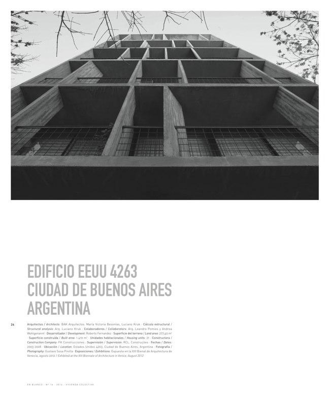 En Blanco 14 VIVIENDA COLECTIVA - Preview 6