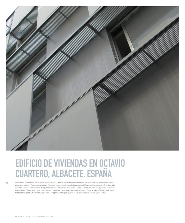 En Blanco 14 VIVIENDA COLECTIVA - Preview 9