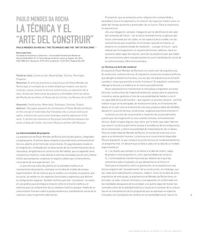 En Blanco 15 PAULO MENDES DA ROCHA - Preview 2