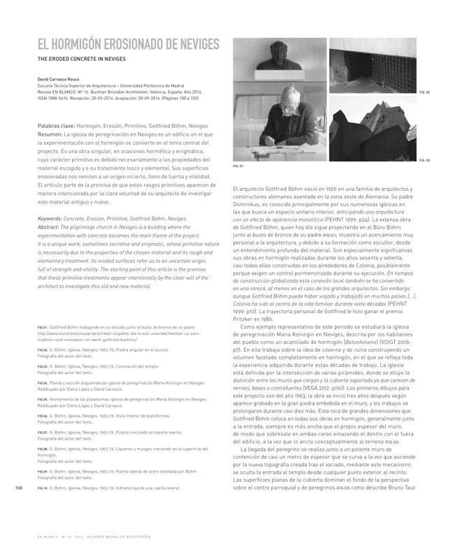 En Blanco 16 BUCHNER BRÜNDLER ARCHITEKTEN - Preview 23
