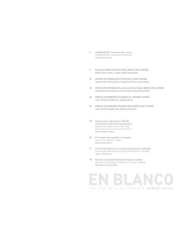 EN BLANCO 18 nsARQUITECTES - Preview 1