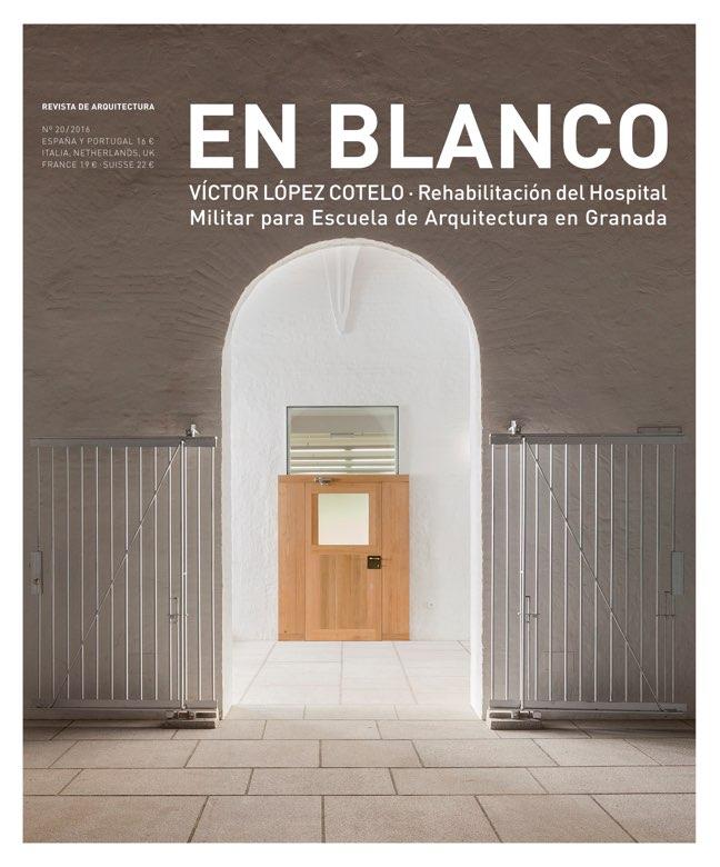 EN BLANCO 20 Víctor López Cotelo