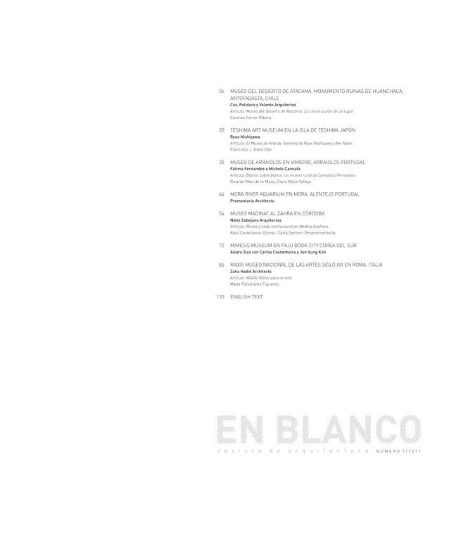 EN BLANCO 7 - Preview 1