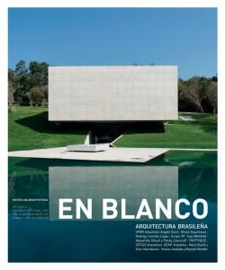 En Blanco 9 ARQUITECTURA BRASILEÑA