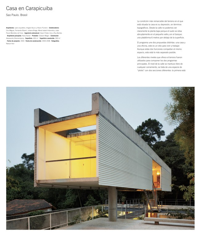 Temas de Arquitectura 11 Viviendas Unifamiliares 1 - Preview 4