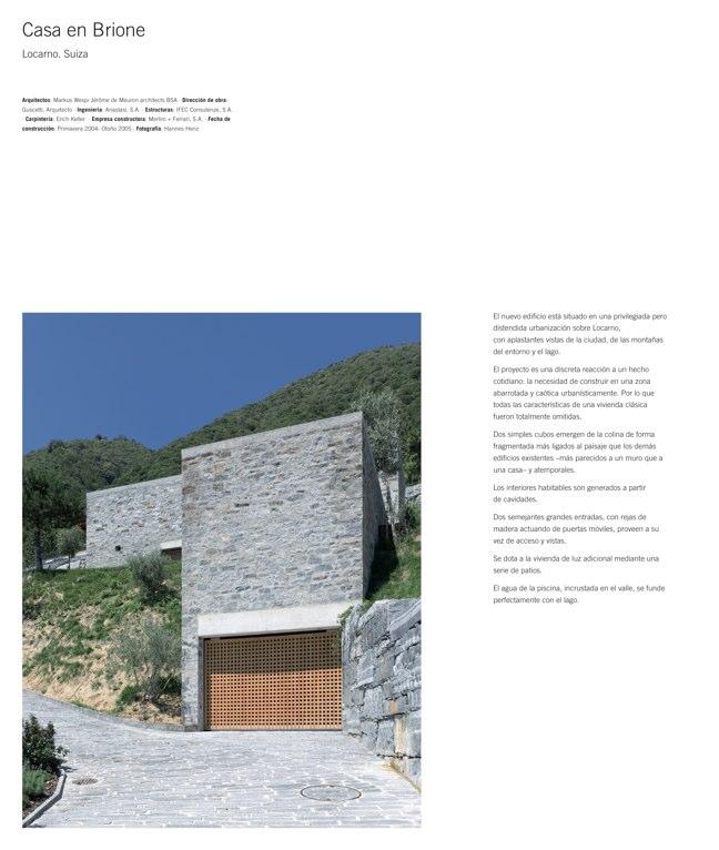 Temas de Arquitectura 11 Viviendas Unifamiliares 1 - Preview 7